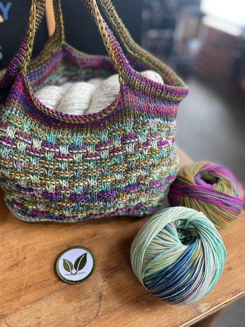 May Makers Market Bag