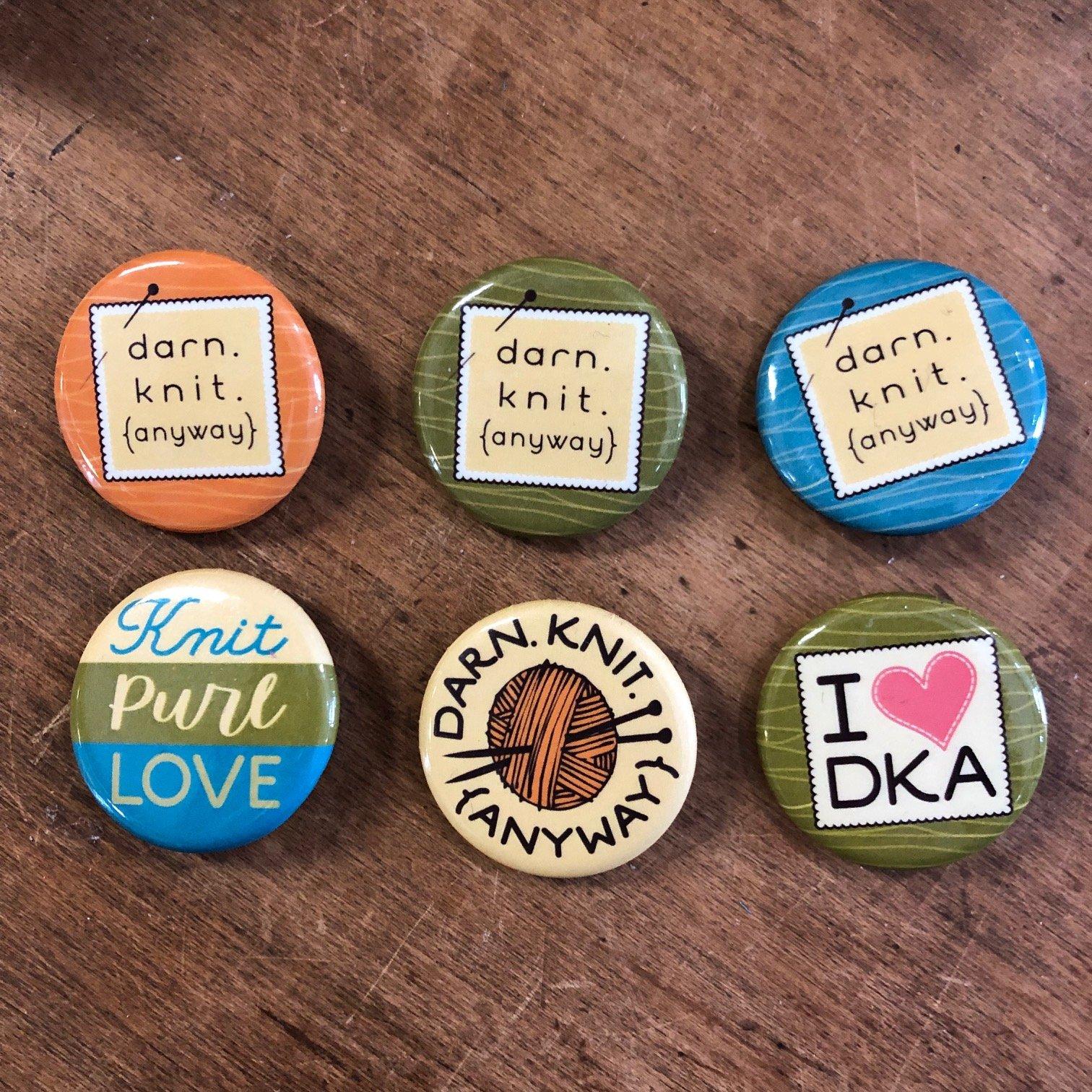 DKA Button