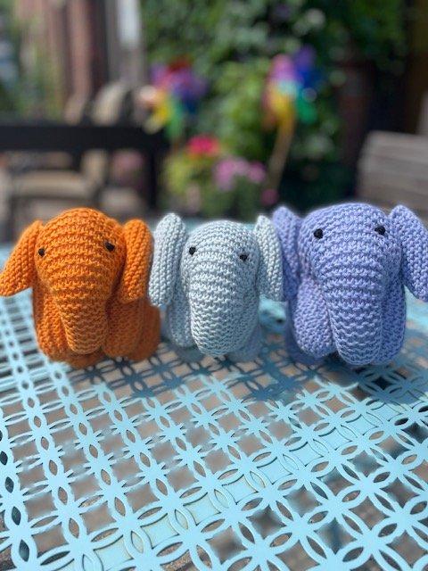 Baby Elephant Makers League July