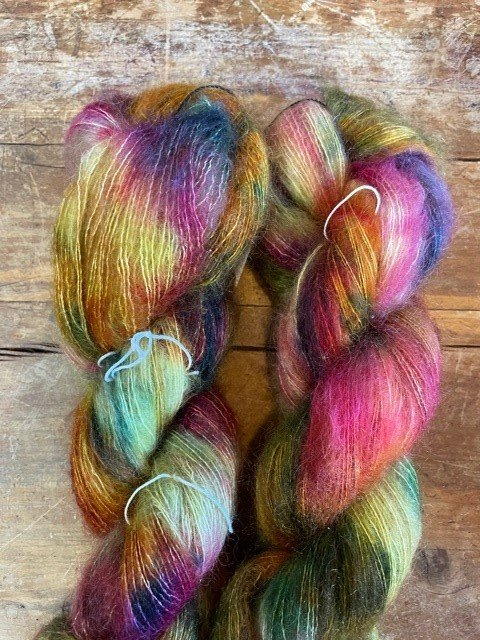 Alive with Purpose Silk Mohair