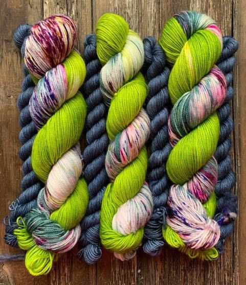 Dream In Color Sock It Club