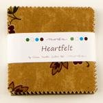 Item#0542 - Heartfelt Mini Charm - Moda - Kansas Troubles