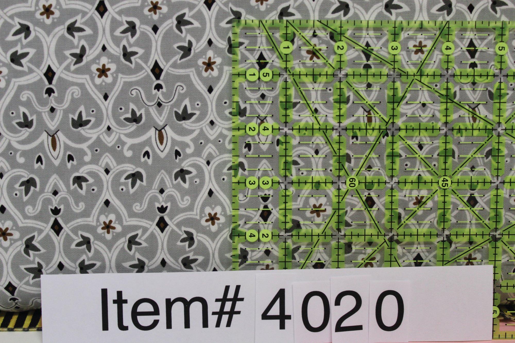 Item#4020 - Mini Bolt (3 Yard Cut) - Paloma - Blank - Bolt 4020
