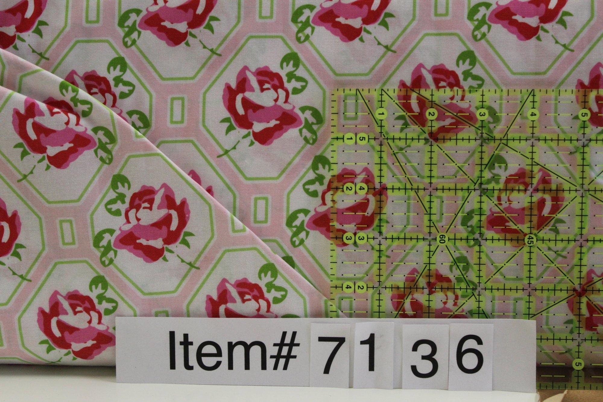 Item#7136 - Sugar Hill - Free Spirit - Tanya Whelan - Bolt 7136