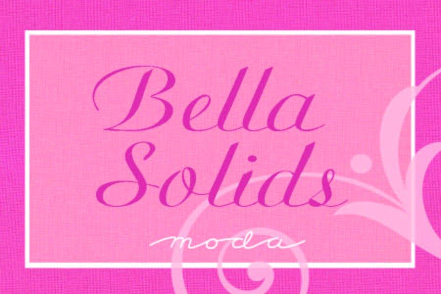 Item#0520 - Bella Solids HoneyComb - Moda