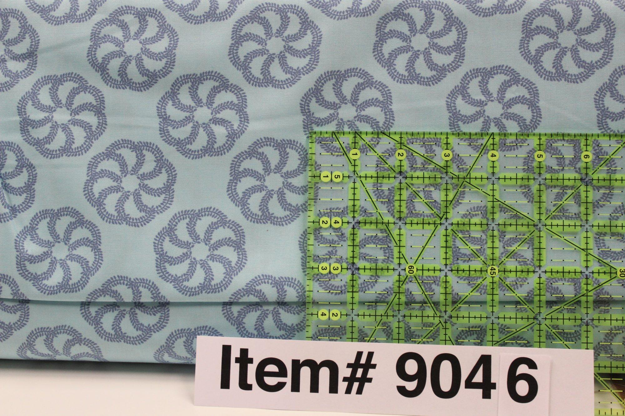 Item#9046 - Aria Fern Sky - Moda - Kate Spain - Bolt#9046