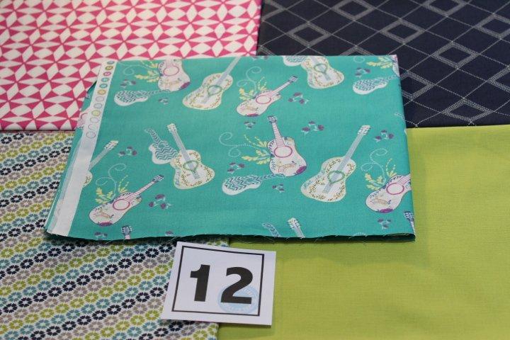 Item#1YB12 - Bundle 12 - Five One Yard Cuts