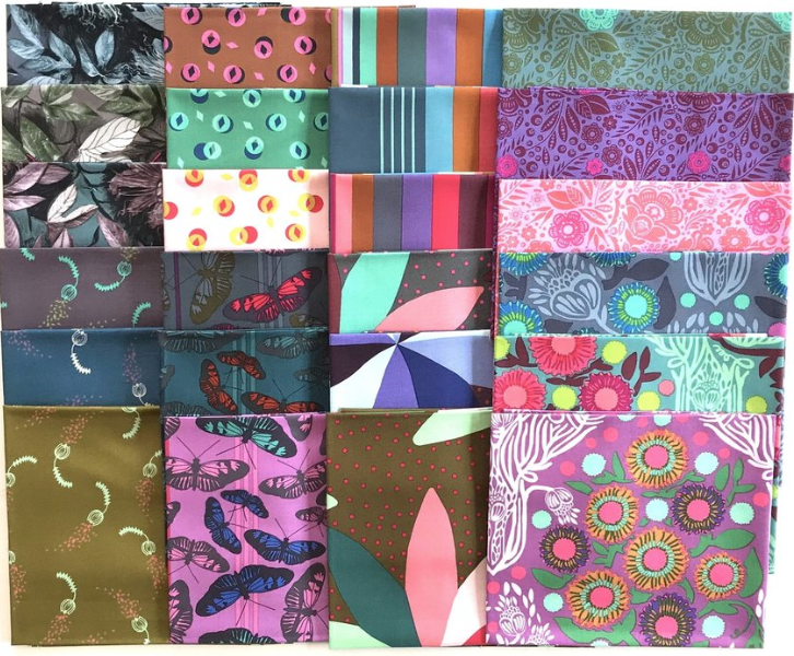 Item#11083.LC - Passion Flower - Layer Cake -  Free Spirit Fabrics - Anna Maria Horner