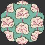 Item#7270 - Utopia - Art Gallery Fabrics - Frances Newcombe - Bolt 7270