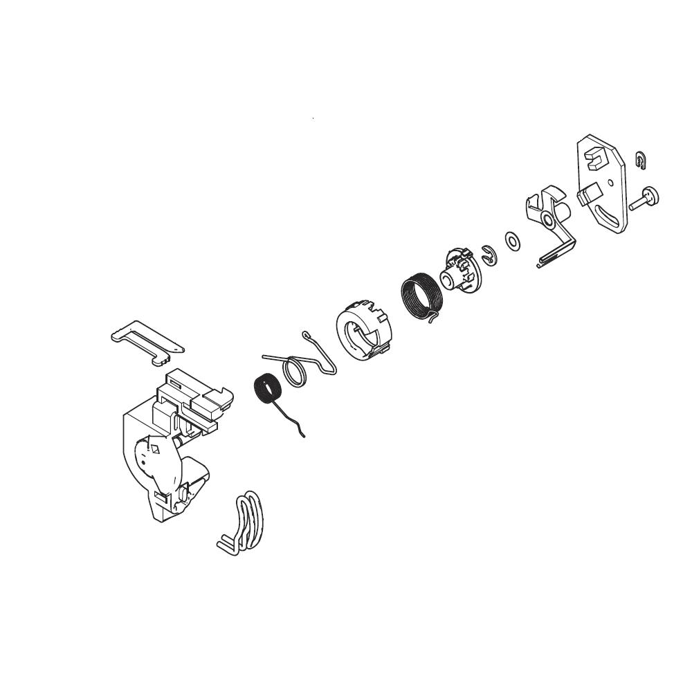 Husqvarna Thread Sensor Assembly