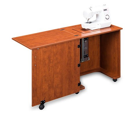 Sylvia Compact Sewing Machine Cabinet-610