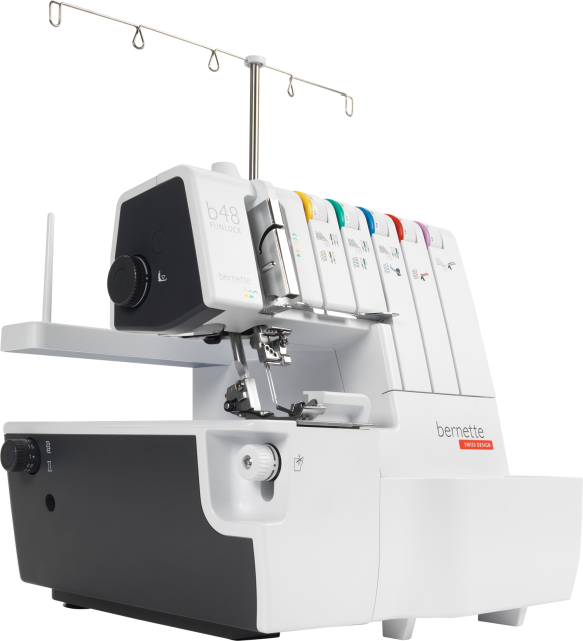Bernette b48 Overlock/Cover Stitch Now! $999.00