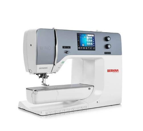 Bernina B740QE Quilting Edition Reg $5499.00 Now $3999.00 No Taxes