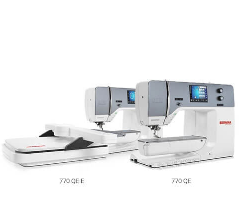 Bernina 770 QE Sale Now On! from $5299.00 - NO TAXES