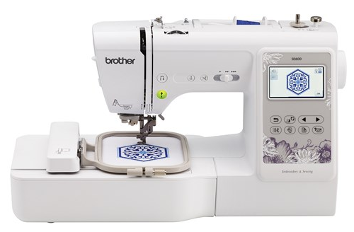 Brother SE600 Sewing, Quilting & Embroidery Machine