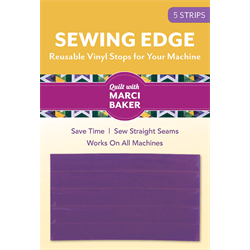 Sewing Edge - Reusable Vinyl Stop for Your Machine