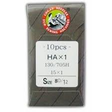 HAX1 80/12 Organ Needles