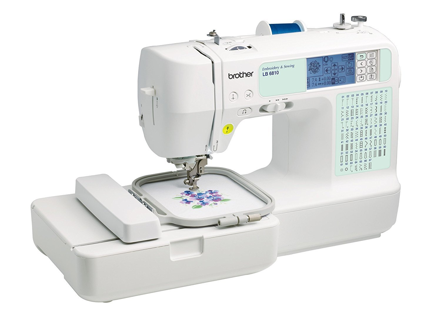 Brother LB6810 Sewing Quilting & Embroidery