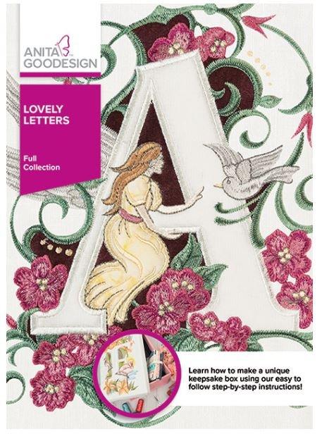 Anita Goodesign - Lovely Letters