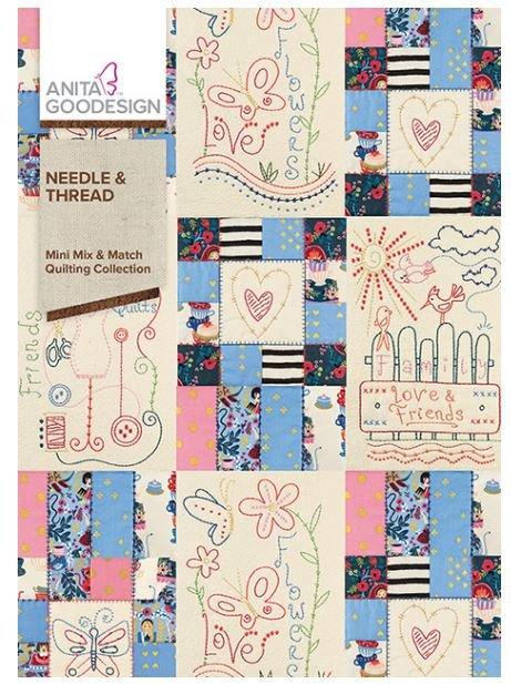 Anita Goodesign - Needle & Thread