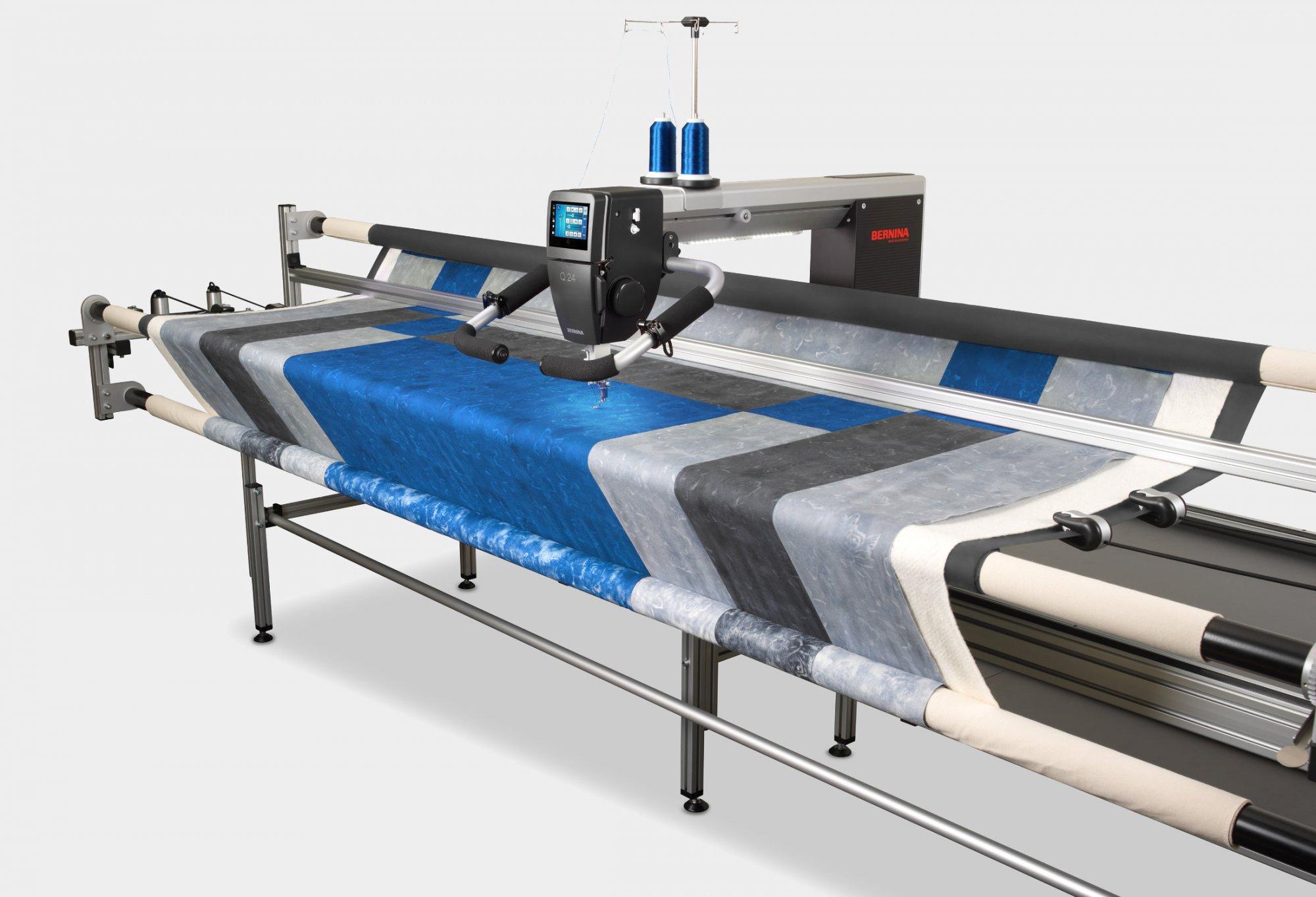 Bernina Longarm Quilting Machine Q 24 & Q 20
