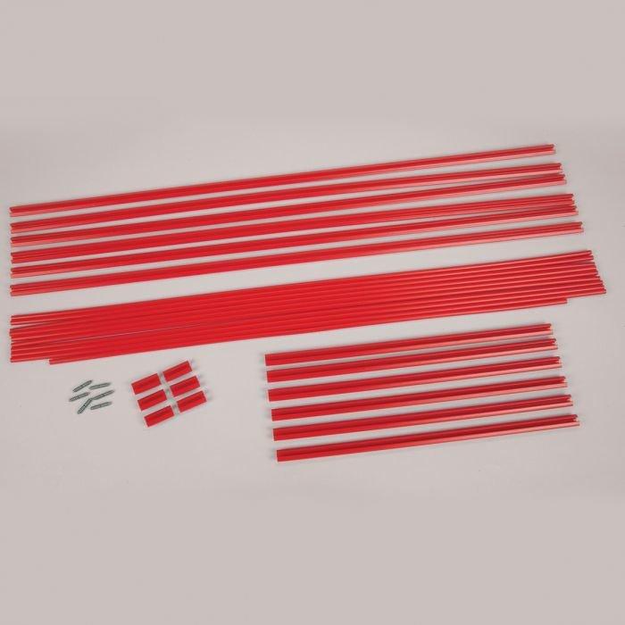 Red Snapper 10' Complete Set