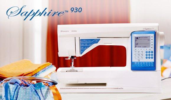 HUSQVARNA VIKING SAPPHIRE 930
