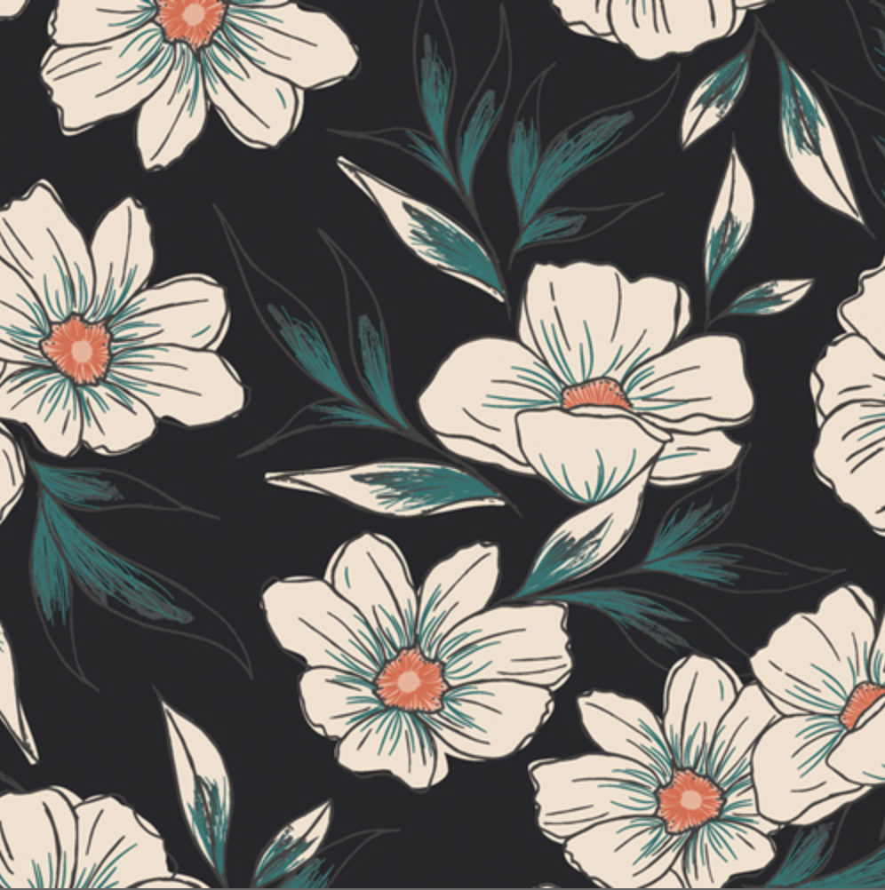 Luna & Laurel - Tinted Blooms
