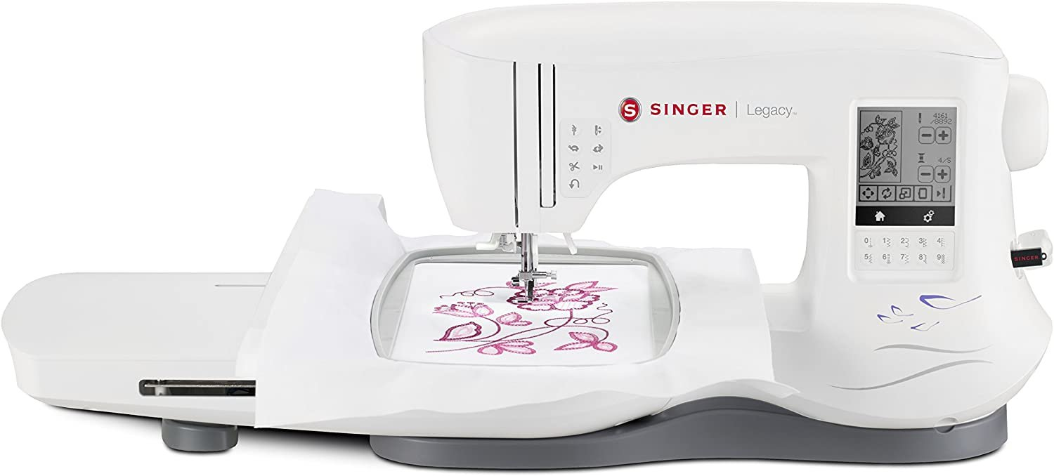 Singer SE300 Legacy Sewing and Embroidery Machine