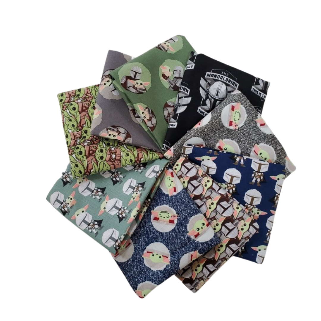 Mandalorian Fat Quarter Bundle