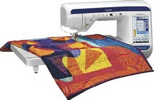 Brother Sewing & Quilting VQ3000 Floor Model $3699.99