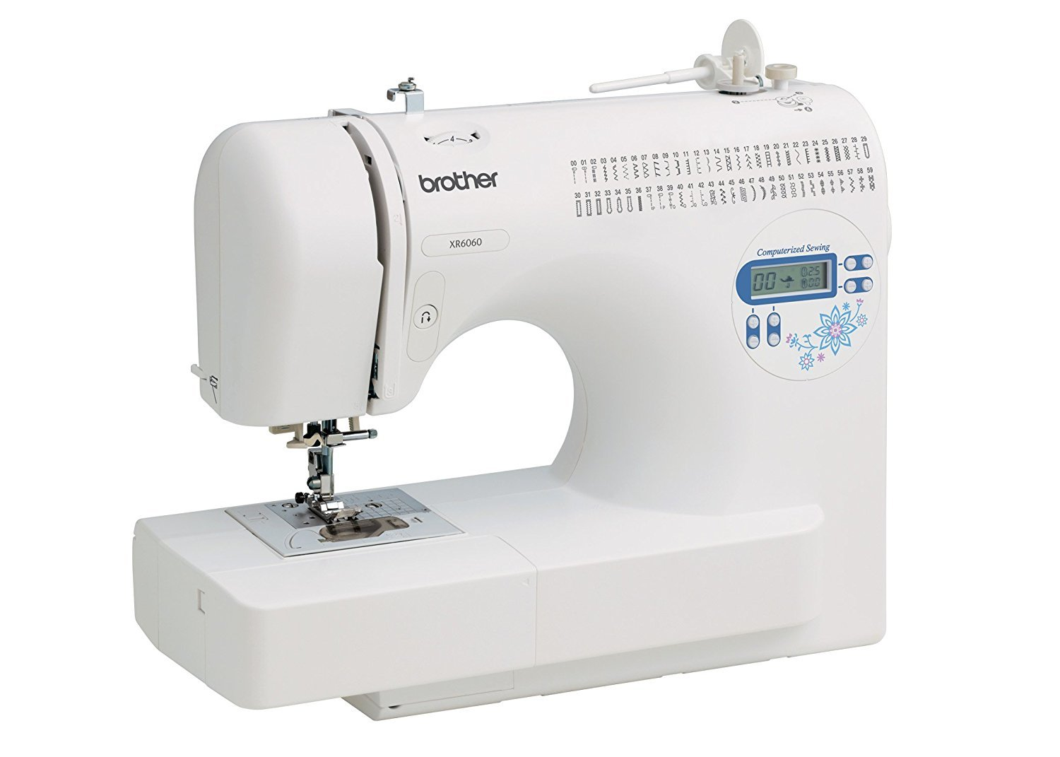 XR6060 Computerized Sewing Machine $259.99 SALE PRICE $179.99