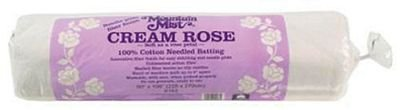 Cream Rose King 102 x 120