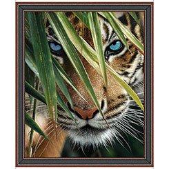 ArtWorks VII - Panel Tiger 36