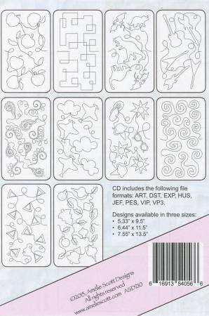 Edge To Edge Quilting - Expansion Pack 3