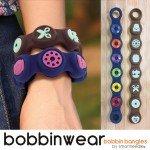 Bobbin Wear Bangle/Bobbin Holdr