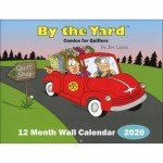 By the Yard 2020 Wall Calendar