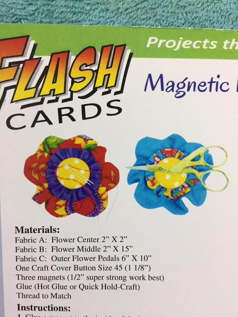 Magnetic Needle-Scissor Holder