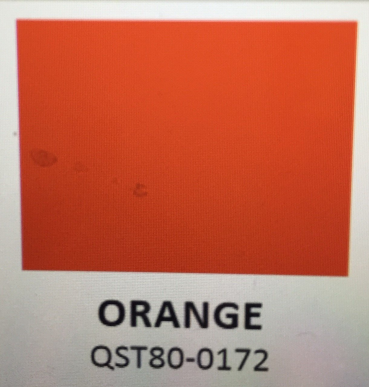 Quilters Select 80wt Para Cot/Poly - Orange