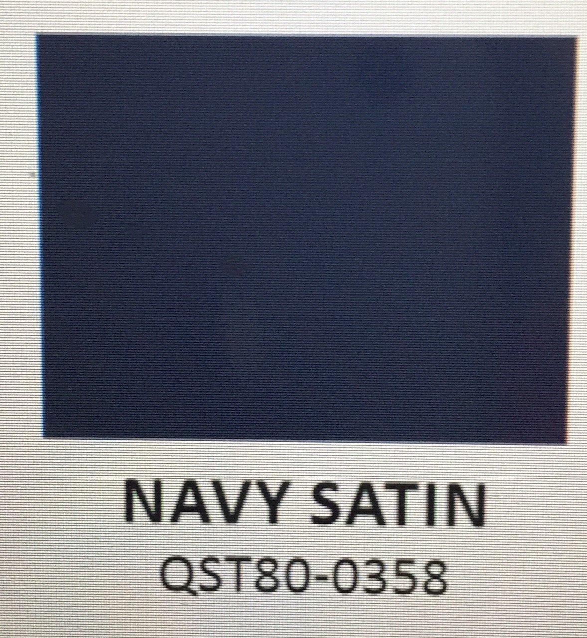 Quilters Select 80wt Para Cot/Poly - Navy Satin