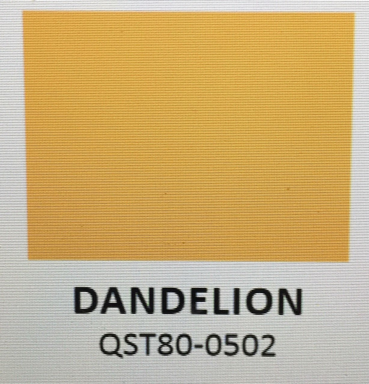 Quilters Select 80wt Para Cot/Poly - Dandelion