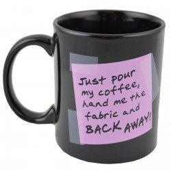 Back Away Mug