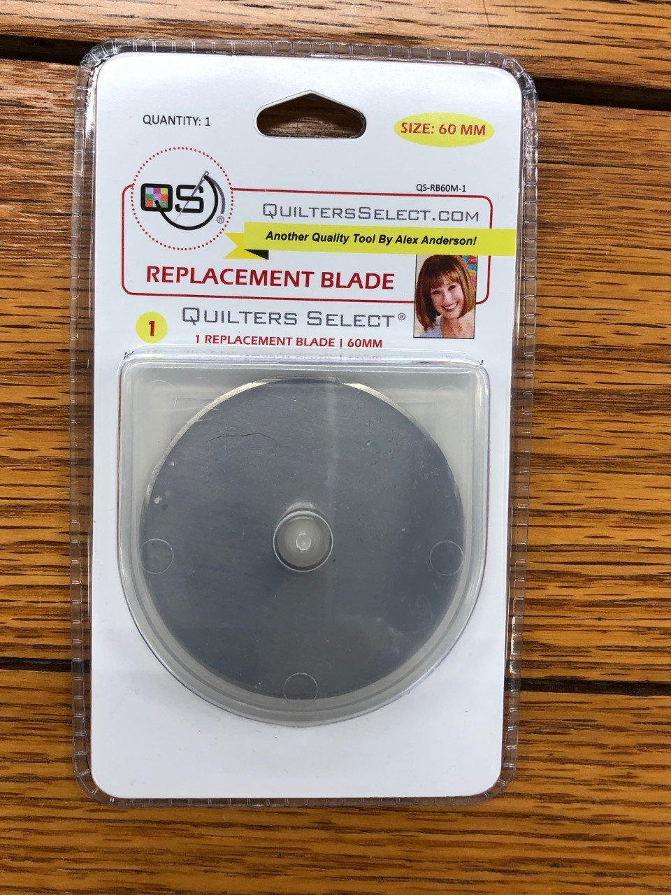 Quilters Select Rotary Blades 60M 1pk