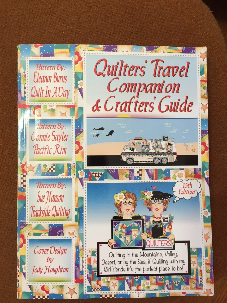 Quilters Travel Companion