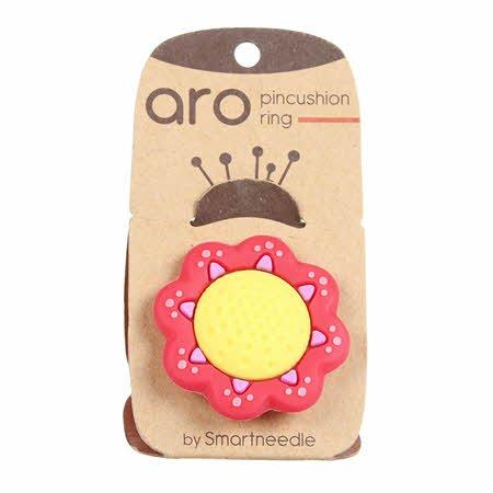 Aro - Flower Ring Pincushion