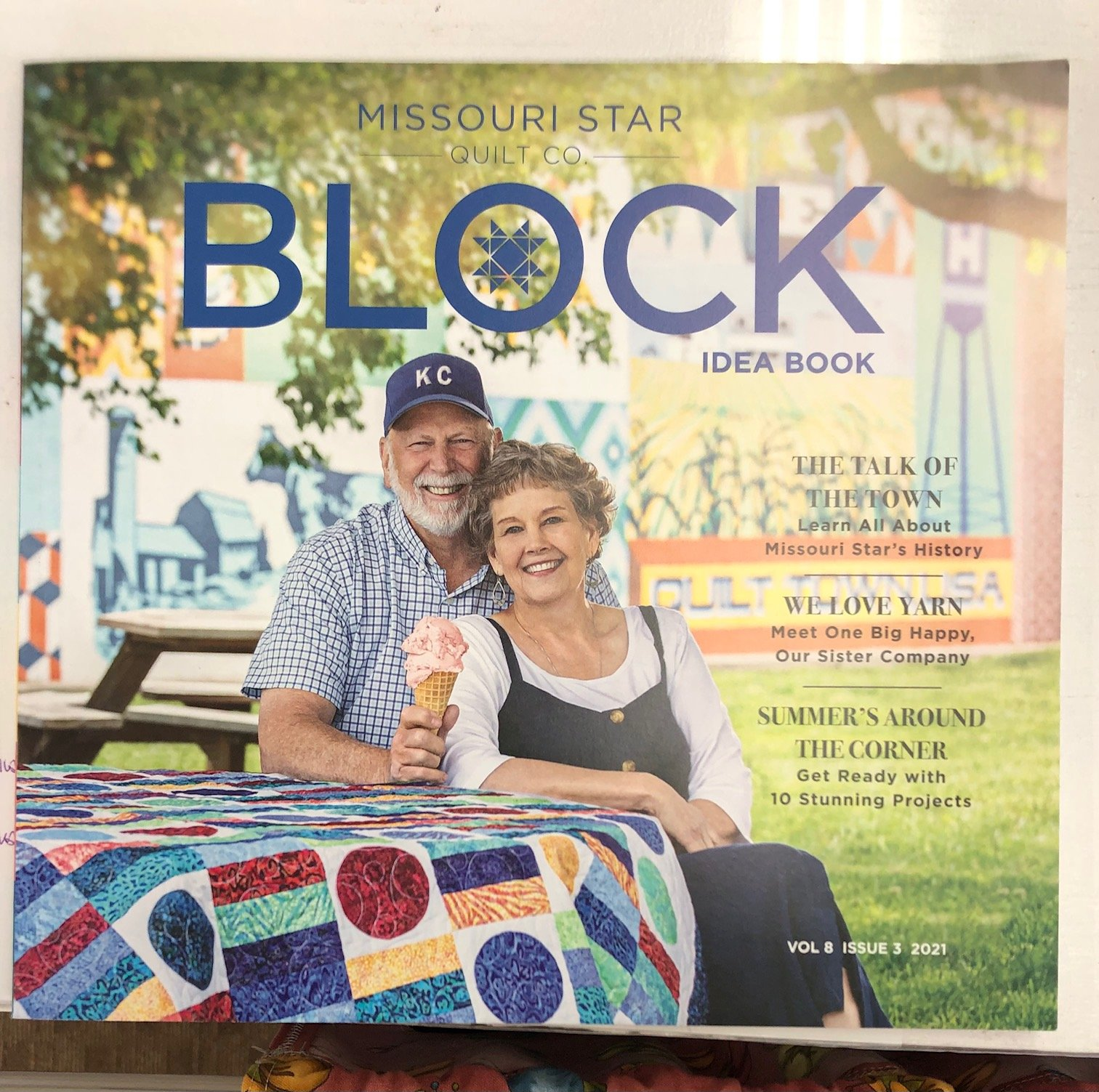 Block Magazine Vol 8 Isu 3 2021