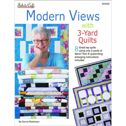 Modern Views with 3-Yard Quilts - 031640