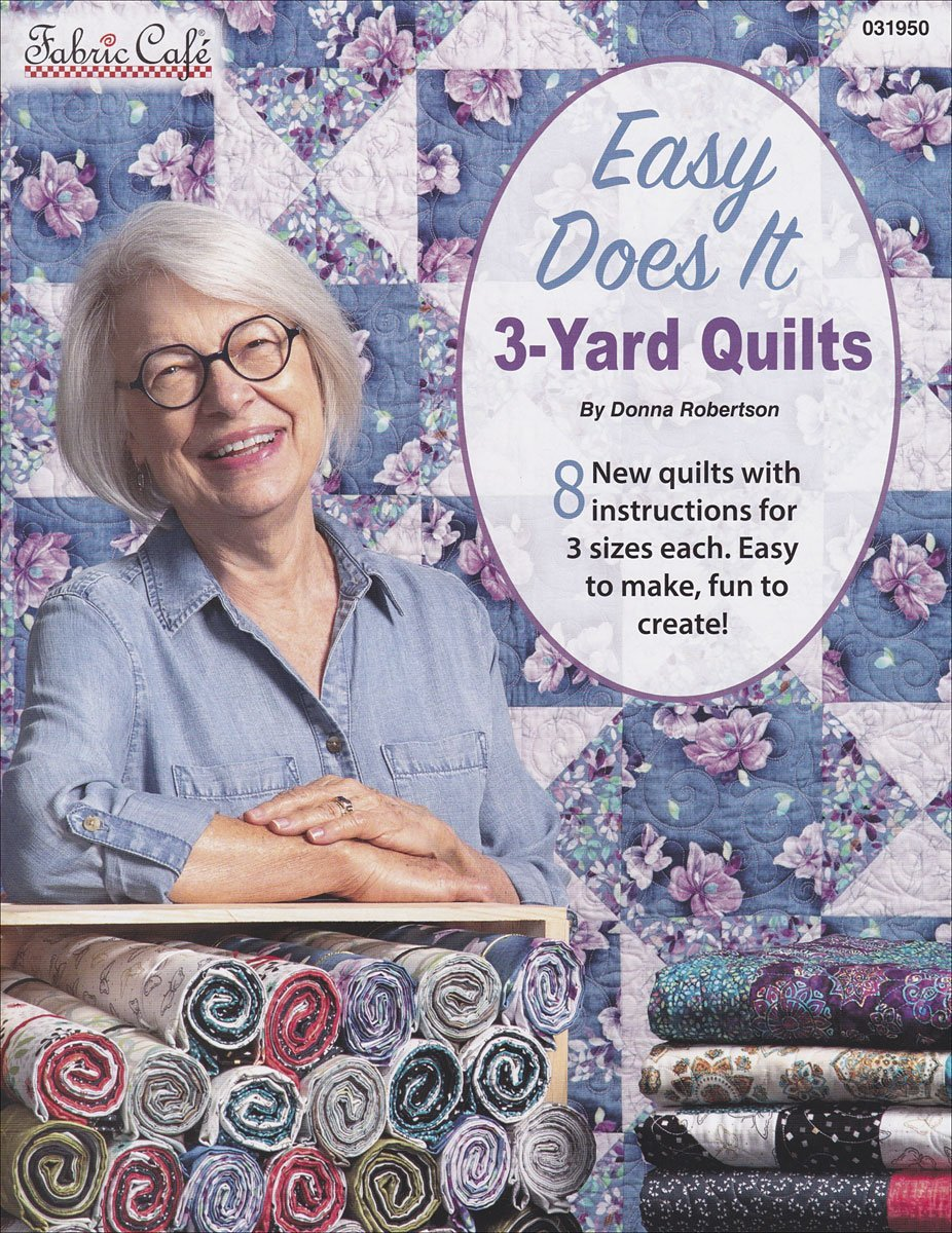 Easy Does It - 3 Yard Quilts - 031950