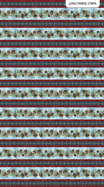 Christmas Wish - Pine Cone - 23464 44