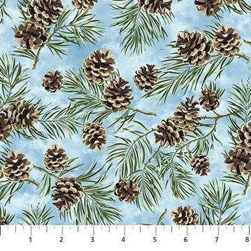Christmas Wish - Pine Cone Toss - 23465 42